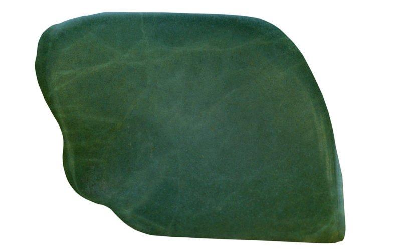 Grüner Jaspis -Heilstein - Geburtsstein Widder